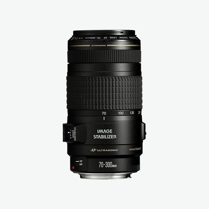 Canon EF 70-300mm f 4-5.6 IS USM