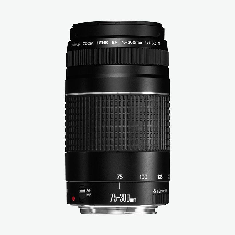 Canon EF 75-300mm f 4-5.6 III