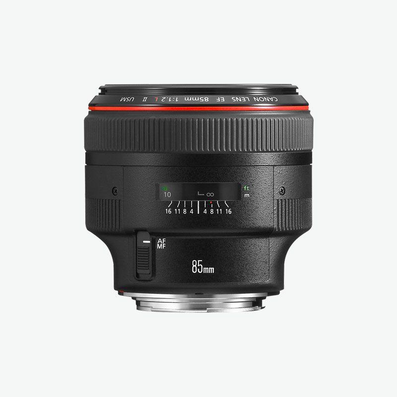 Canon EF 85mm f 1.2L II USM