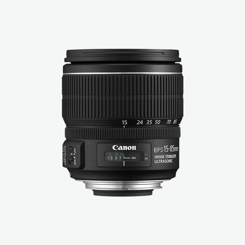 Canon EF-S 15-85mm f 3.5-5.6 IS USM