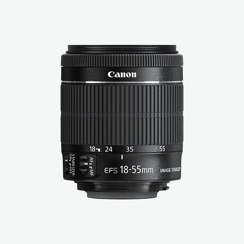 Canon EF-S 18-55mm f 3.5-5.6 IS STM