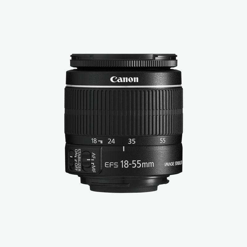 Canon EF-S 18-55mm f 4-5.6 IS STM