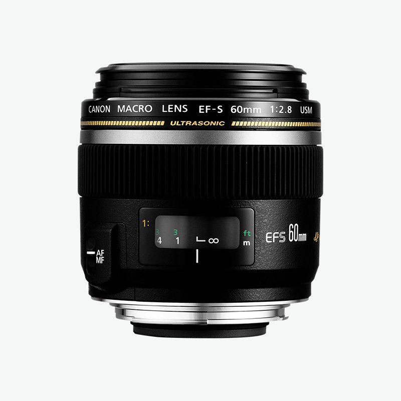 Canon EF-S 60mm f 2.8 Macro USM
