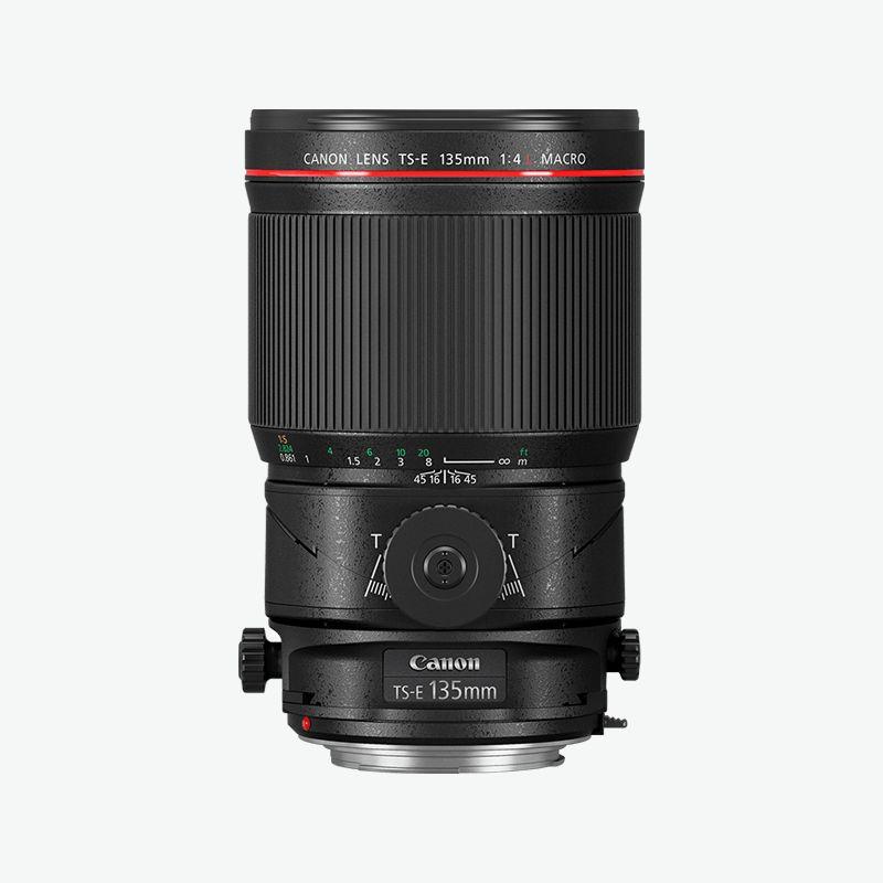 Canon TS-E 135mm f 4L MACRO