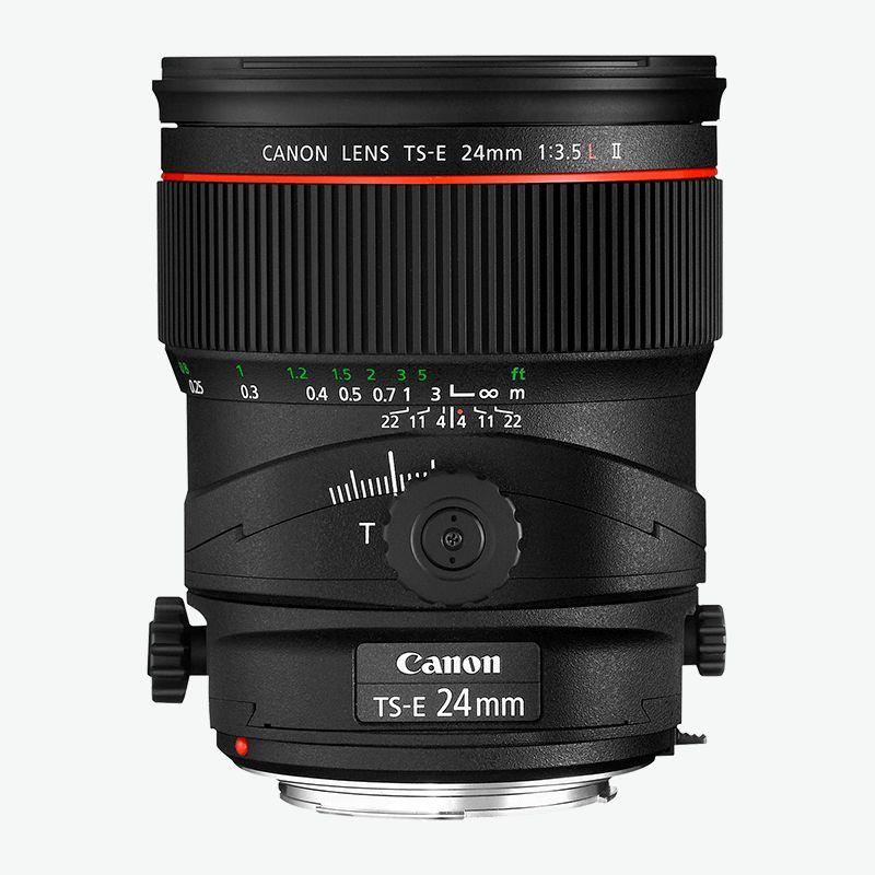 Canon TS-E 24mm f 3.5L II
