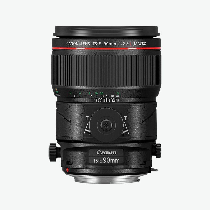 Canon TS-E 90mm f 2.8L MACRO