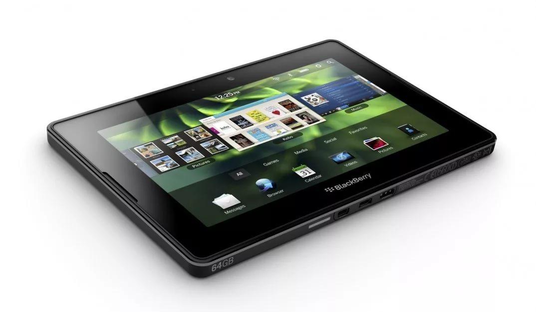 планшеты BlackBerry