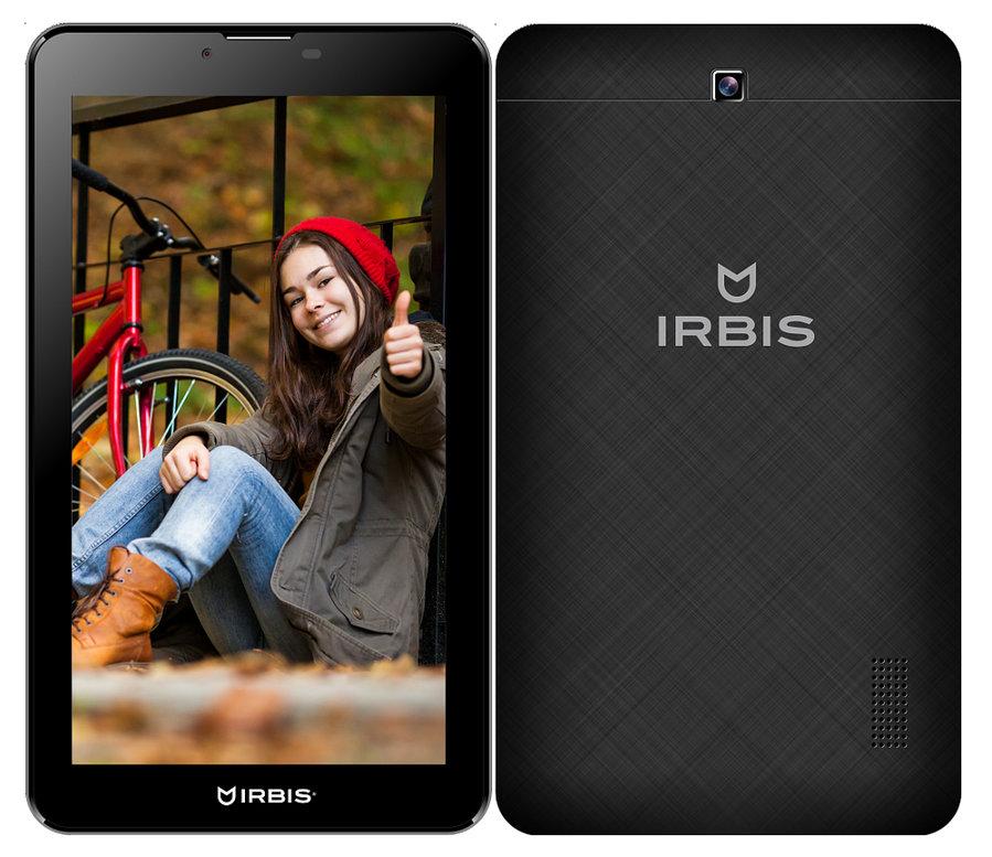 планшеты Irbis