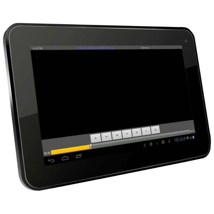 планшеты QBox