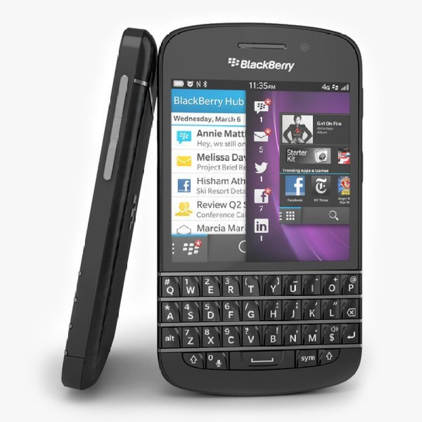 телефоны BlackBerry
