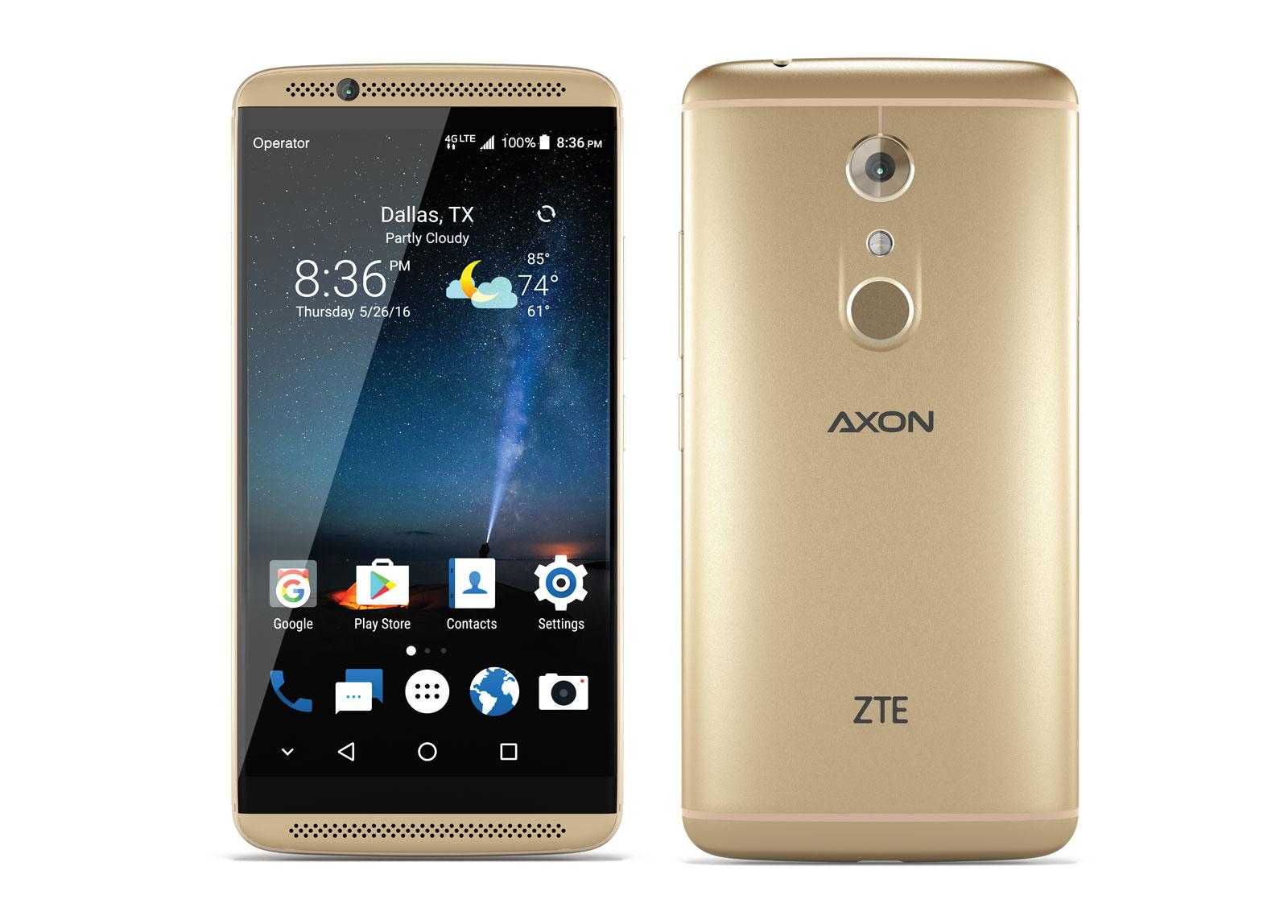 телефоны ZTE