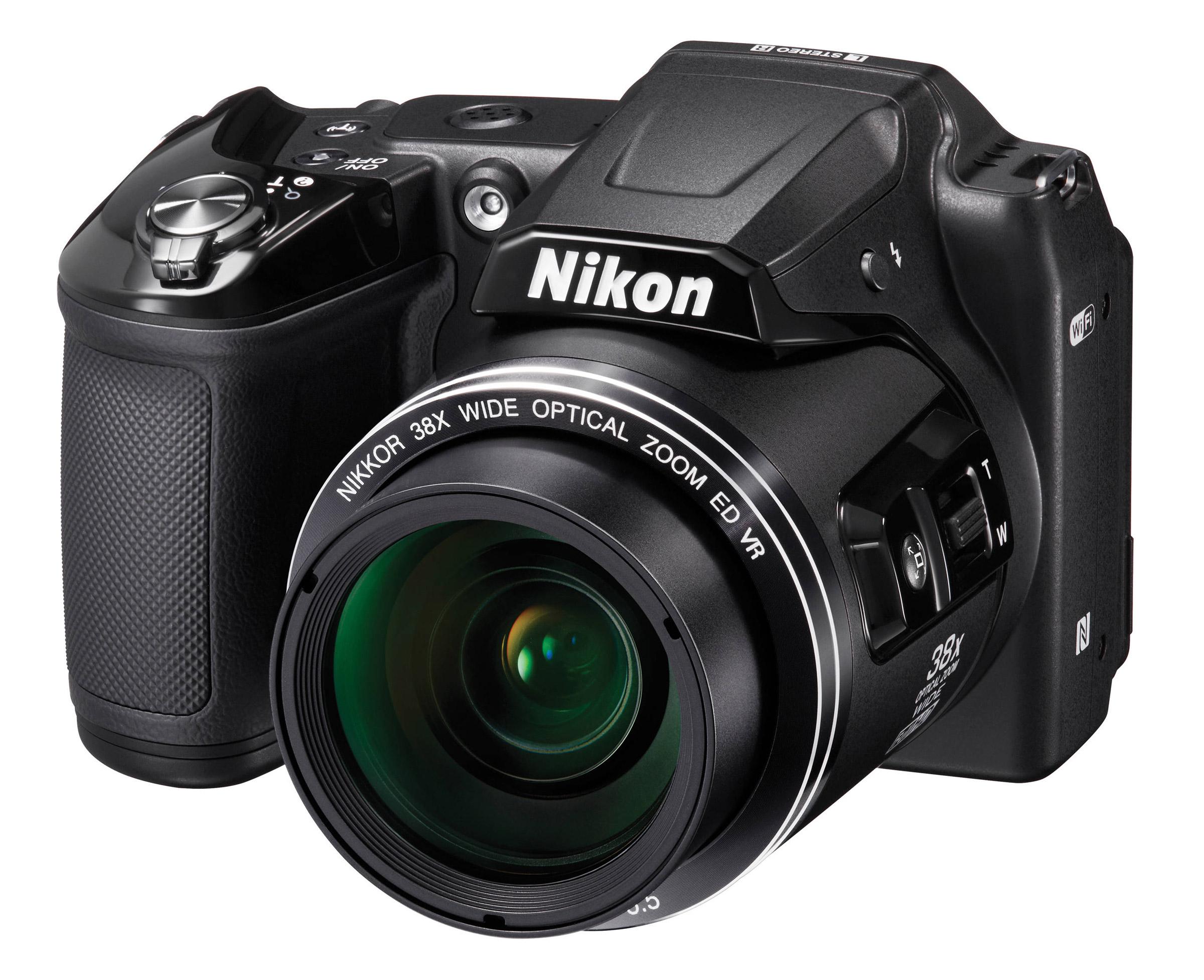 цифровые фотоаппараты Nikon