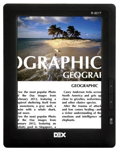 электронные книги Dex
