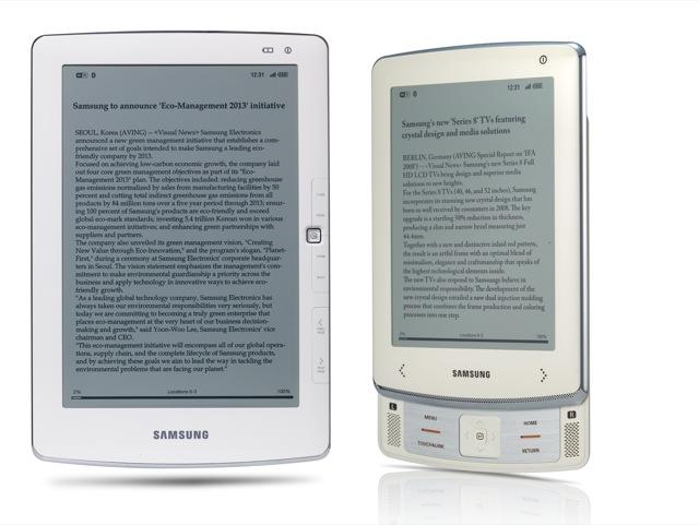 электронные книги Samsung