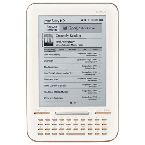 электронные книги iRiver