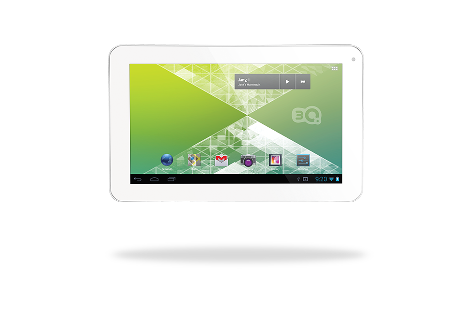 3Q Q-pad LC0901D