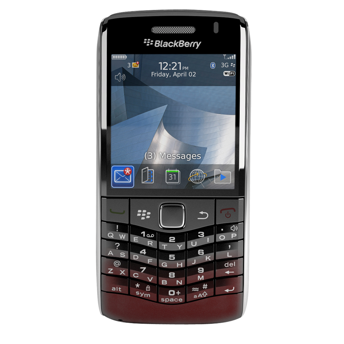 BlackBerry 9100