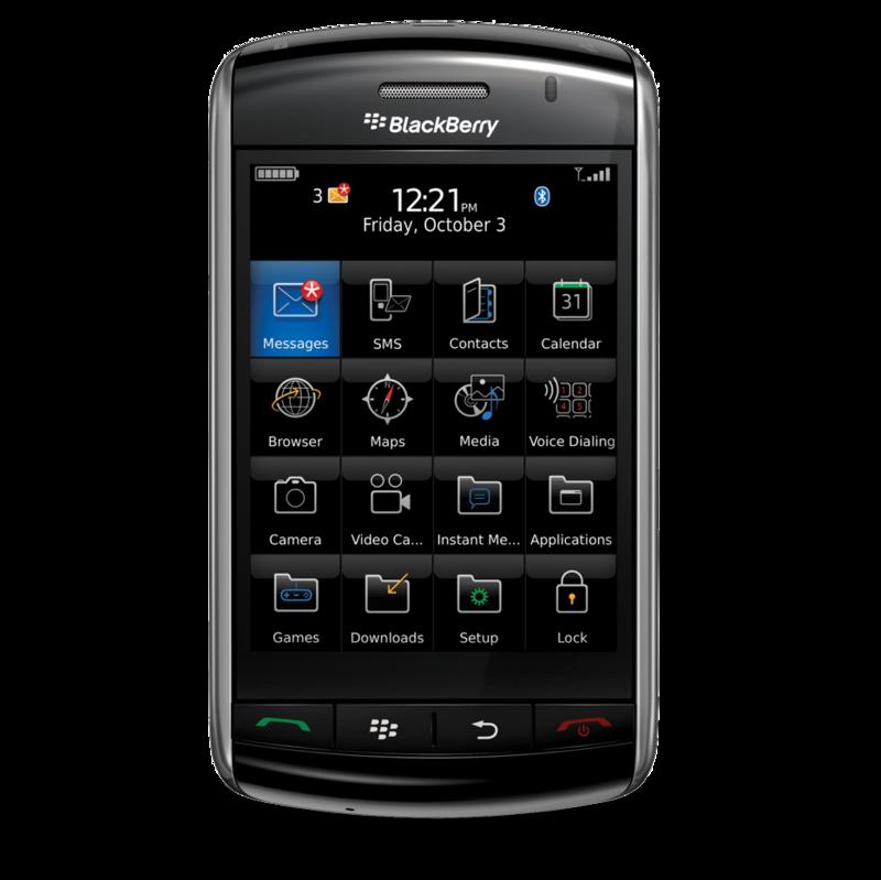 BlackBerry 9530