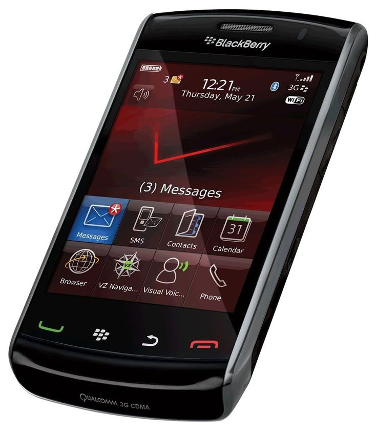 BlackBerry 9550