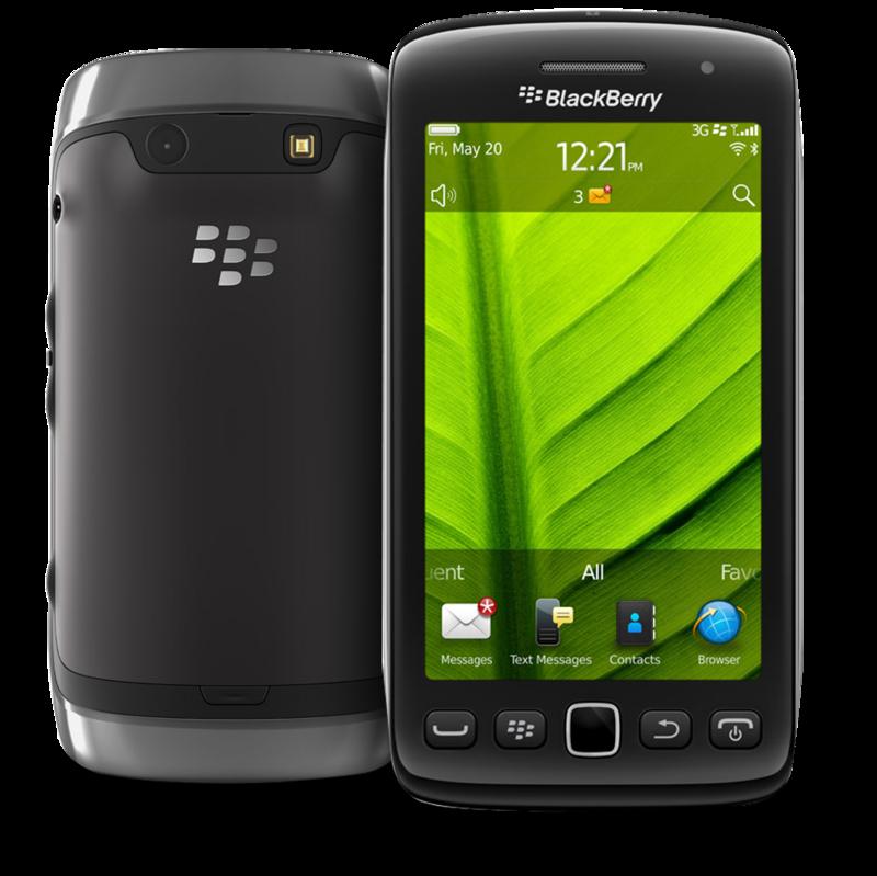 BlackBerry 9850