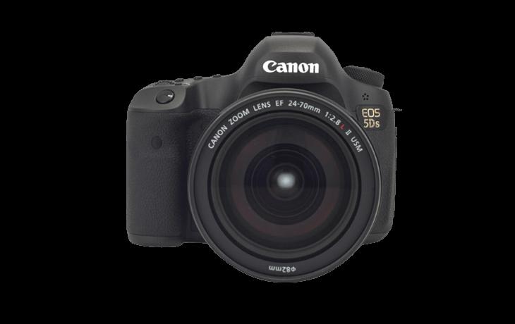 Ремонт Canon EOS 5DS