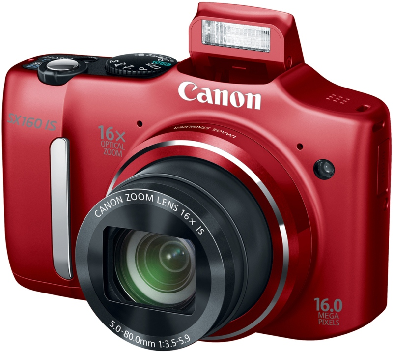 Canon PowerShot SX160 IS