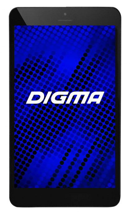 Digma Plane 8.4 3G