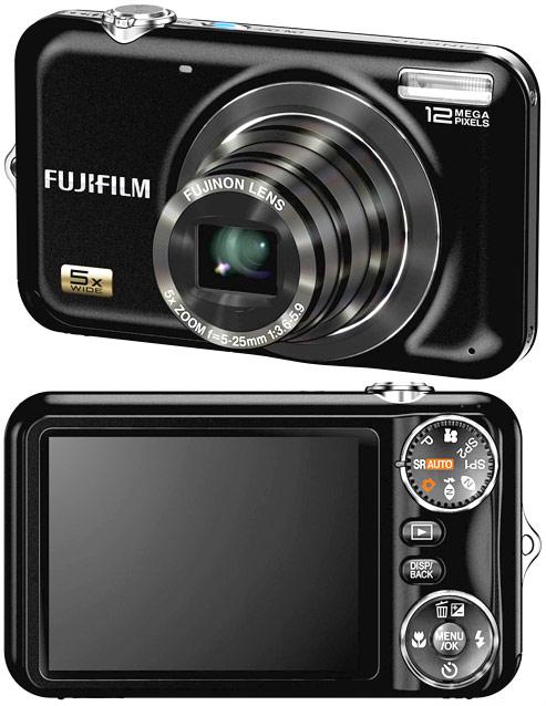 Fuji FinePix JX200