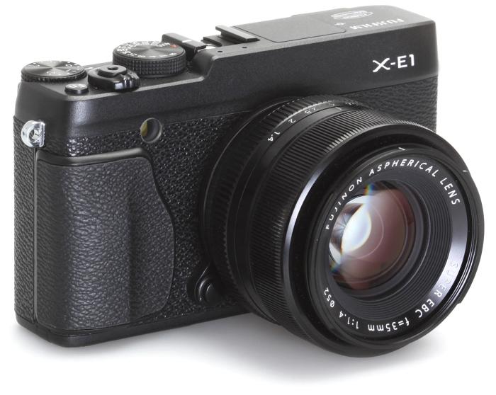 Fuji FinePix X-E1