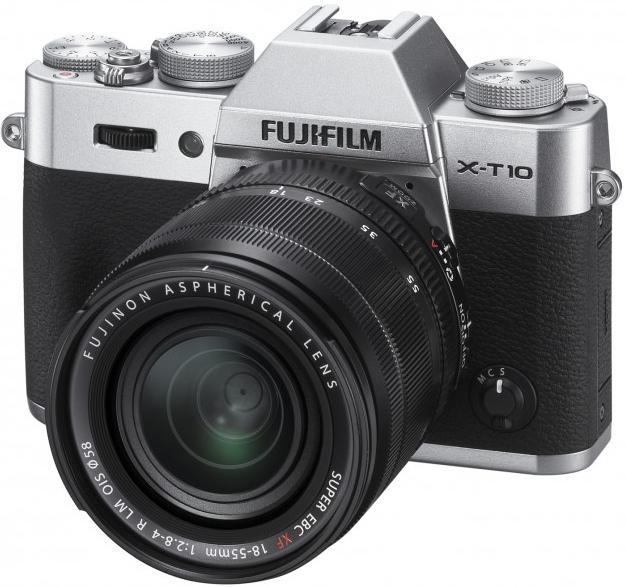 Fuji FinePix X-T10