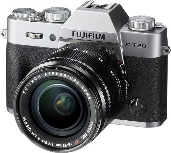 Fuji FinePix X-T20