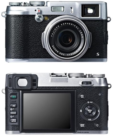 Fuji FinePix X100S
