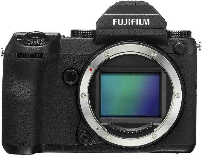 Fuji GFX-50S