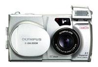 Olympus Camedia C-200 Zoom