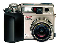 Olympus Camedia C-2040 Zoom