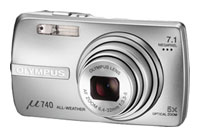 Olympus Mju 740 Digital