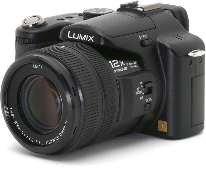 Panasonic DMC-FZ50
