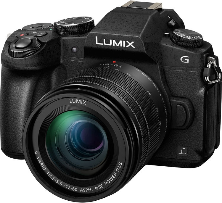 Panasonic DMC-G85