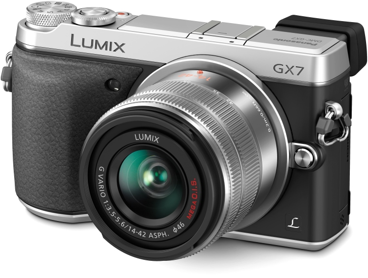 Panasonic DMC-GX7