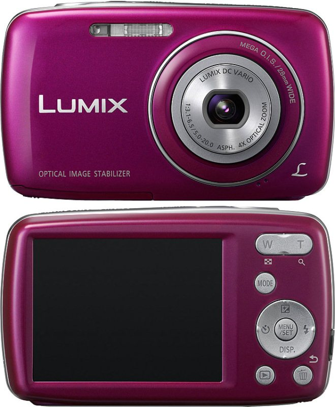 Panasonic DMC-S3