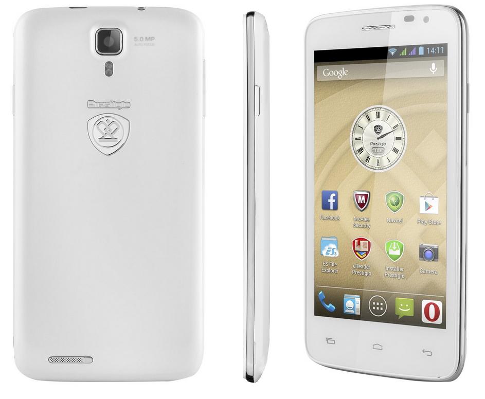 Prestigio MultiPhone 3501 Duo