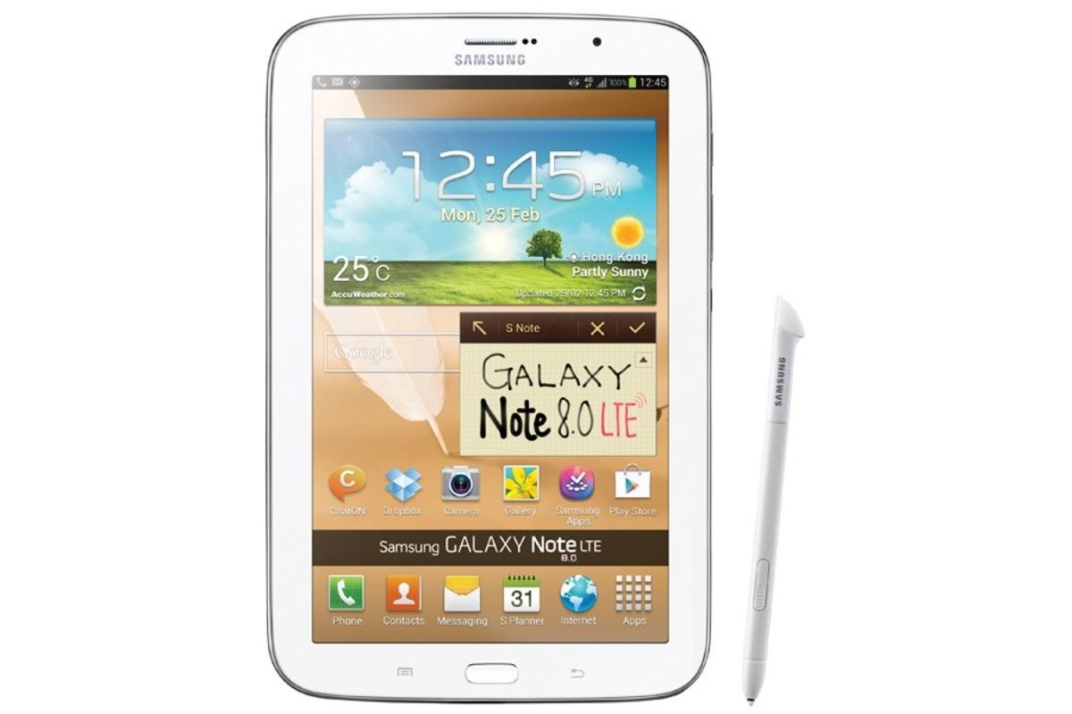 Samsung GT-N5120 Galaxy Note 8,0
