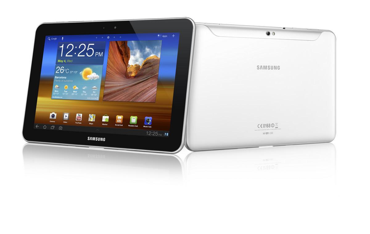 Samsung Galaxy Tab 10.1 P7510