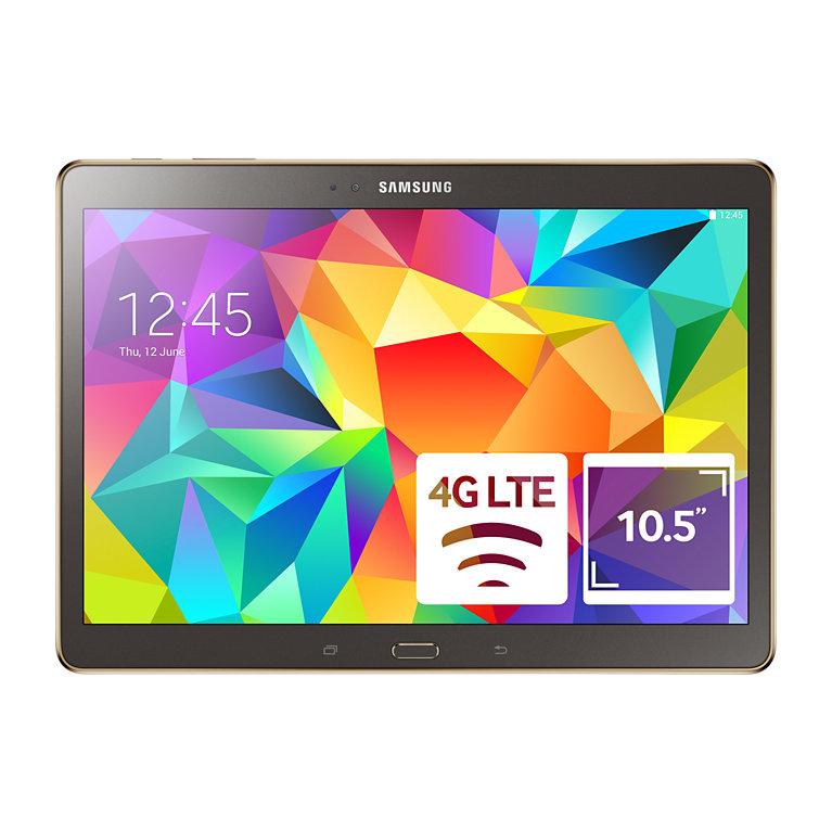 Samsung Galaxy Tab S 10.5 SM-T805