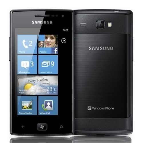 Samsung Omnia W GT-I8350