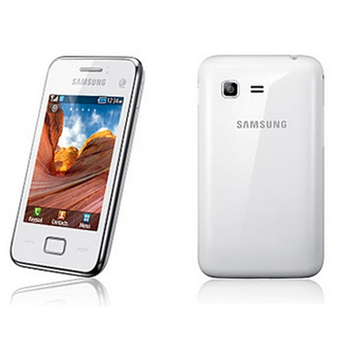 Samsung Star 3 Duos GT-S5222