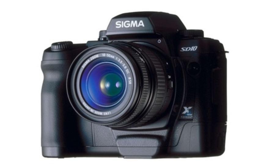 Sigma SD10