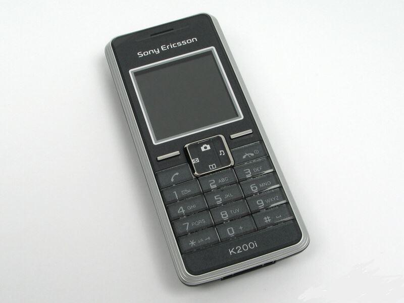 Sony Ericsson K200i