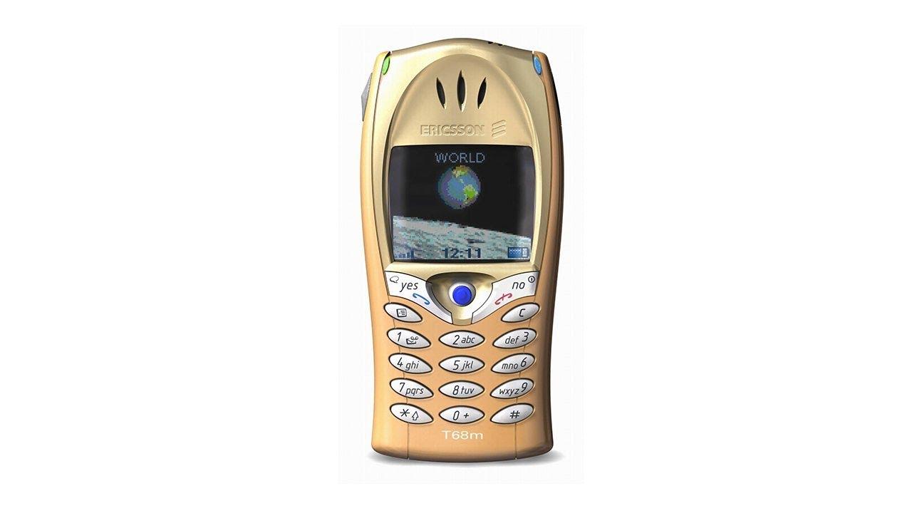Sony Ericsson T68