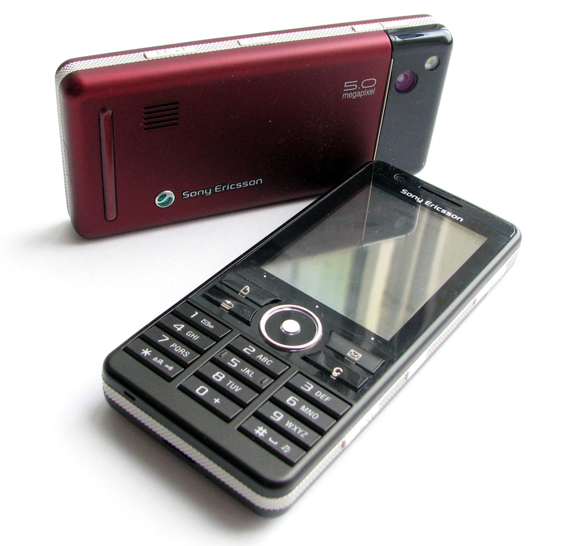 Sony Ericsson Xperia G900